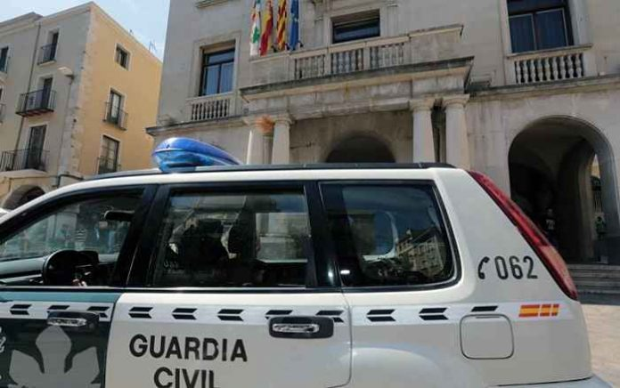 guardia civil ajuntaments